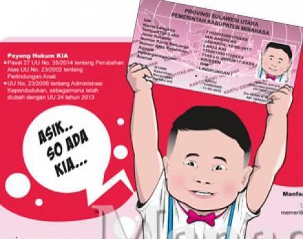 Persyaratan Pengajuan Kartu Identitas Anak KIA