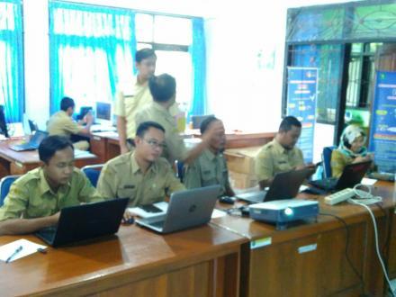 SID : Lima Desa di Kecamatan Panggul Sudah Online