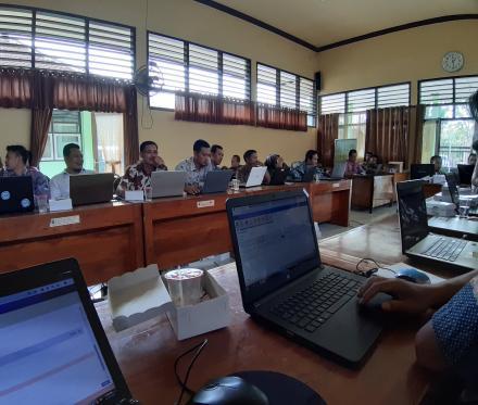 Bimtek Sistem Informasi Desa (SID) 2018 Kabupaten Trenggalek