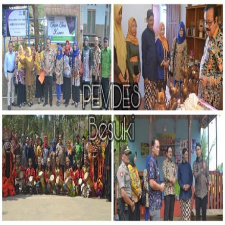 Kampung KB Arum Desa Besuki menjadi Perwakilan Trenggalek Lomba Kampung KB tingkat Provinsi!!