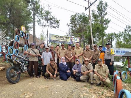 Rencana Pembangunan Rest Area dan Taman Edukasi Kampung KB Desa Besuki