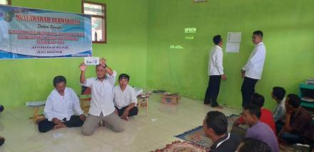 Pemilihan Anggota BPD Desa Besuki