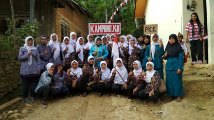 kegiatan Kampung KB desa Besuki
